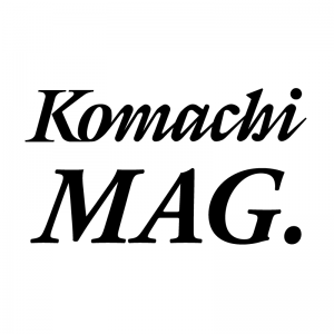 Komachi MAG.サイトロゴ