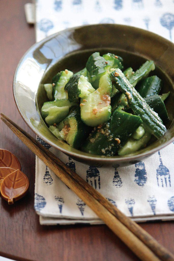 【おいしく夏野菜】みんなのご自慢キュウリレシピ