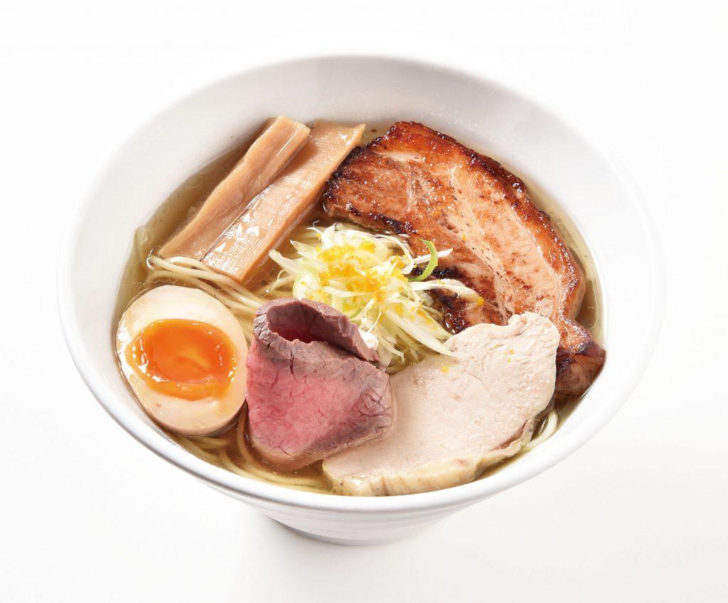 【特集】2カ月限定!超人気店とのコラボ麺